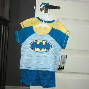 Other - Batman 3 piece set NWT 0-3 months
